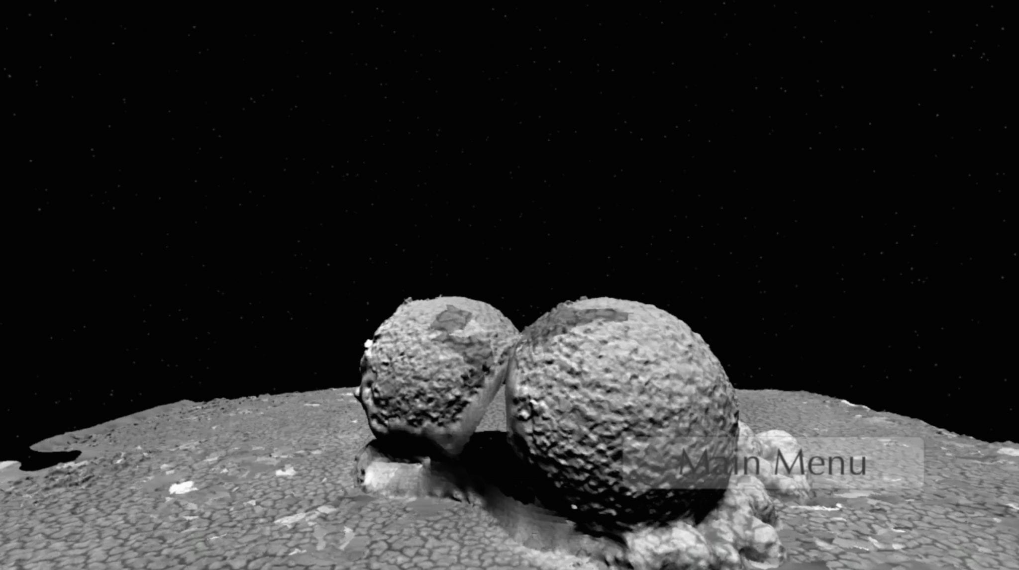 'Nanoscape' might be the first transfer of nanoscale microscopy into VR.
